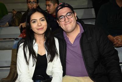 07022019 Zaira Rivera y Gabriel Chávez.