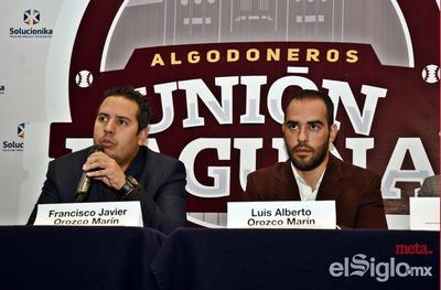 Presentan oficialmente a nuevo dueño de Unión Laguna