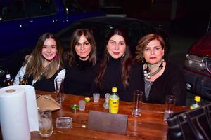 09022019 Daniela, Pilar, Isabel y Maribel.