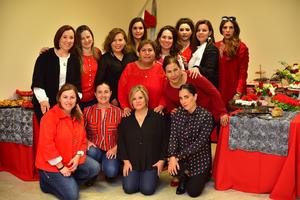 11022019 ASAMBLEA DE JARDINERíA.  Damas pertenecientes a diferentes clubes de jardinería de la región.