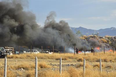 El reporte del siniestro se recibió a las 16:25 horas, por lo que elementos de Protección Civil de Gómez Palacio, bomberos, Policía Municipal, paramédicos y Policía Municipal, acudieron al lugar. Colaboró también personal del cuerpo de Bomberos de Torreón.