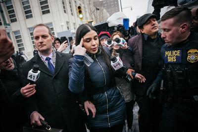 'El Chapo' Guzmán, culpable de 10 cargos