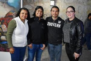 15022019 Eldi, Yobardo, Ana Yancy y Daniela.