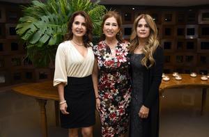 Gaby, Martha y Diana