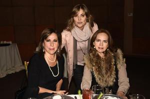 Pinita, Blanca Sonia y Nenabel