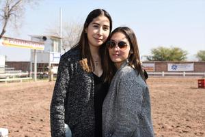Mariana Castillo Lozoya y Fernanda Fuentes de la Vega