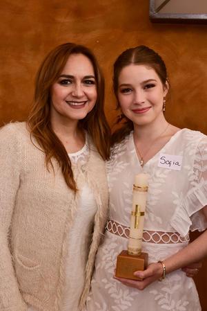 Cristy y Sofia