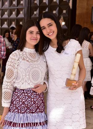 Paulina y Valentina