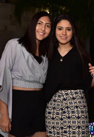 Lupita y Ximena