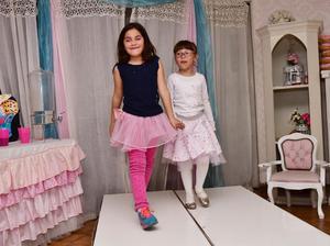 Isabela y Valentina