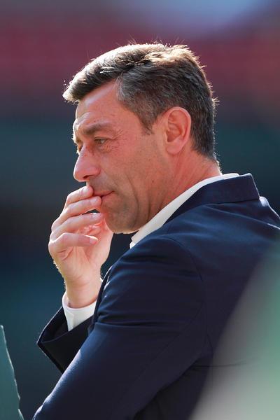 Pedro Caixinha, director técnico de Cruz Azul.