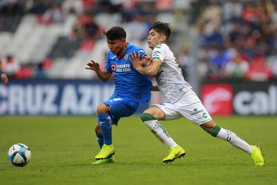 El partido se celebró en el Estadio Azteca.