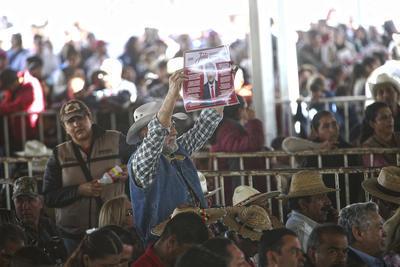 """De esta forma se puso en marcha de manera formal el programa """"Sembrando Vida"""" en Durango, mismo que en una primera instancia tendrá una cobertura en 15 municipios, para luego ampliarse."""