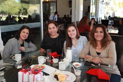 Celebran la amistad en Club Campestre de Durango