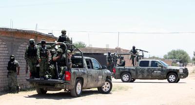 Celebran el Día del Ejército en Durango