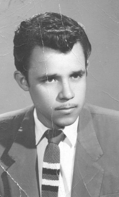 17022019 Fernando Muñoz Olvera en su cumpleaños el 20 de enero de 1967.