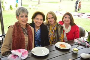 19022019 Ana Isabel, Marielena, Maribel y Mónica.