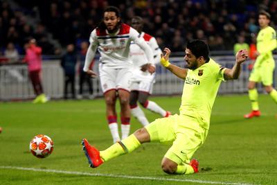 Todo se decidirá en el Camp Nou, en un partido en el que a los azulgranas les faltó precisión y puntería. Mereció más el conjunto catalán, pero el Lyon, un equipo alegre, también tuvo sus opciones, especialmente en el primer tiempo.