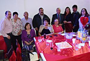 20022019 Maricruz, Enrique, Luz Olivia, Antonio, Delia, José del Carmen, Blanca, Luis Antonio, Manuel, Rosy y  Martha.