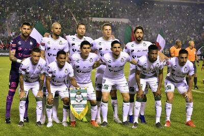 Así salieron los Guerreros al Estadio Olímpico Metropolitano del Marathón de Honduras.