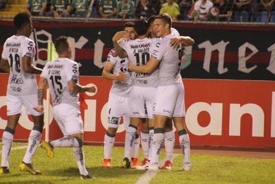 Sin piedad, Santos Laguna derrota con seis goles al Marathón