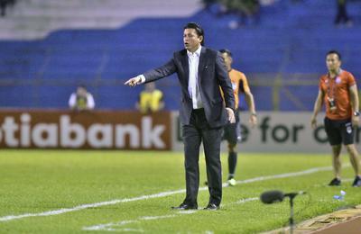 """Chava"" Reyes, director técnico de Santos Laguna."