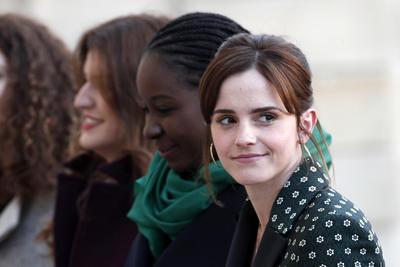 Emma Watson, famosa por interpretar a Hermione Granger, incondicional amiga de Harry Potter, señaló en una entrevista que audicionó por el papel solo por aburrimiento.