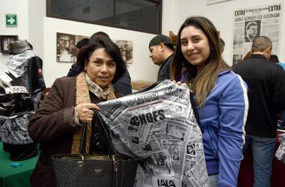 Sofía y Carmen García.