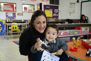 21022019 MUY CONTENTOS.  Marisol y José Ignacio.