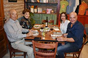 22022019 Javier, Patricia, Lorena y Javier.