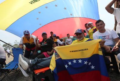 Hasta 32 artistas se presentan en el Venezuela Aid Live