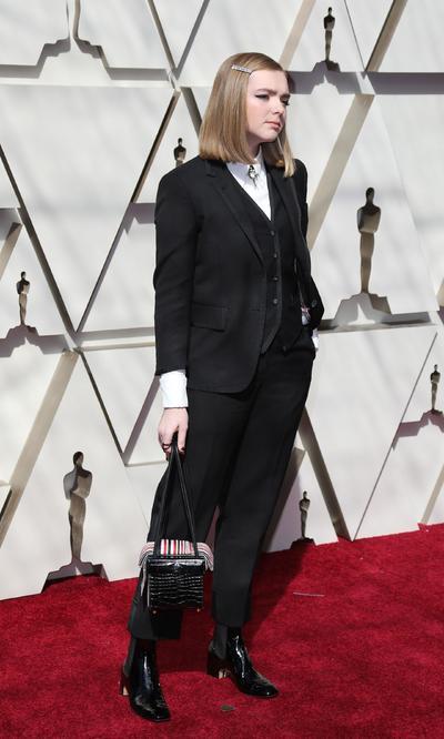 La actriz estadounidense Elsie Fisher.