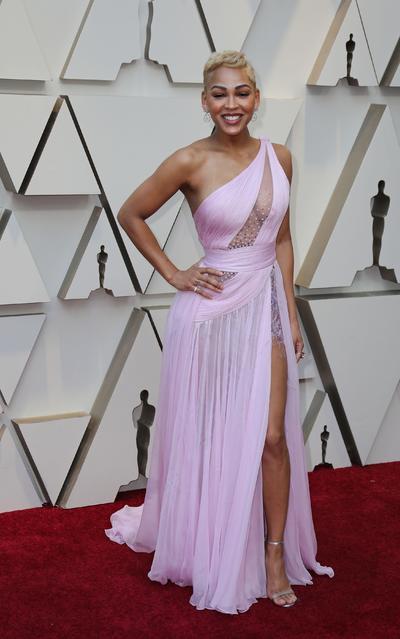 La actriz estadounidense Megan Good.
