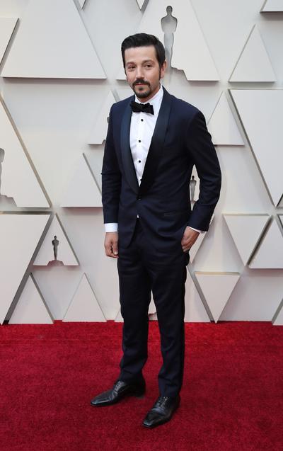El actor mexicano Diego Luna.