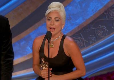 Lady Gaga se lleva el Oscar a Mejor Canción por Ha nacido una estrella.