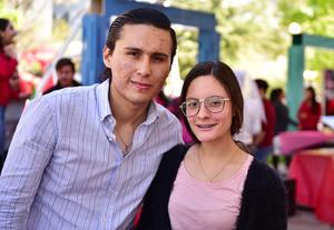 25022019 Diego y Anacris.