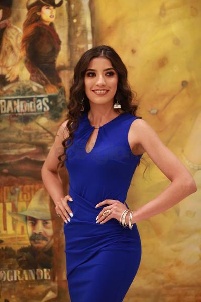 Alondra Rosales Muñoz.