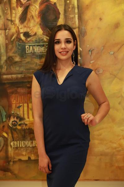 Alondra Olivares Martínez.