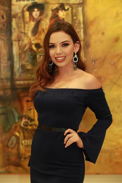 Diana Navarrete.