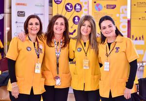 05022019 Guadalupe, Rosa Martha, Karina y Vero.