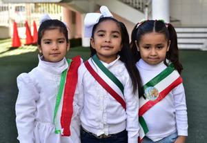 26022019 Sofía, Matías, Jonás, Ximena y Valentina.