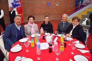 27022019 Miguel, Lourdes, Mónica, Rosendo y María del Carmen.