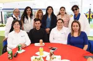 27022019 Guillermo Vázquez, Claudia Rodríguez, Cristina Matuk, Ricardo Fontecilla, Avelina Hernández, Luis Arturo Dávila y Gerardo González.