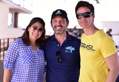 Arely, Iván y Arturo