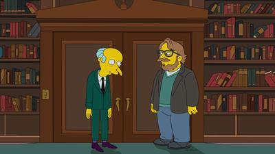 Guillermo del Toro, cineasta aclamado por la Academia, tendrá su aparición en Los Simpsons la próxima semana, según dijo.