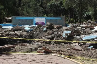 Los diputados locales no han aprobado un decreto para declarar patrimonio los parques Guadiana, Sahuatoba y Centenario.