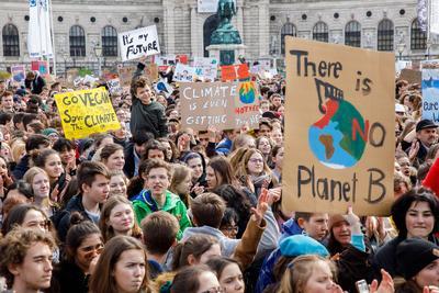 Pusieron énfasis en la necesidad de afrontar los efectos del cambio climático.