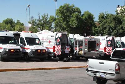 La Cruz Roja requiere 38 millones de pesos por año para operar.