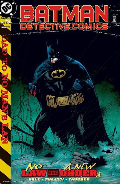 DC Cómics celebra el 80 aniversario de Batman
