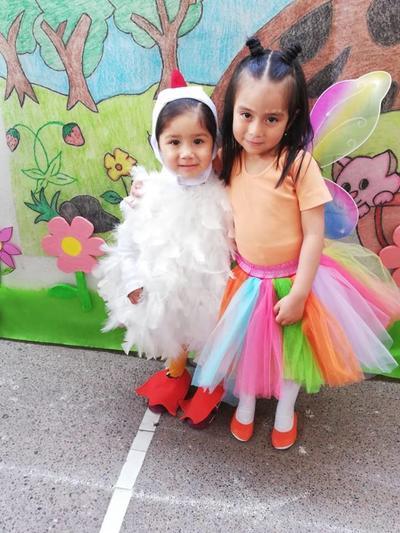 28032019 Nina Victoria y Luna Ximena.